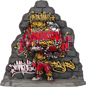 Pop! Deluxe: Marvel - Iron Man (Graffiti Deco) [Exclusive] - Sheldonet Toy Store