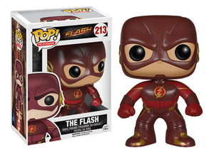 Pop! TV: The Flash - The Flash - Sheldonet Toy Store