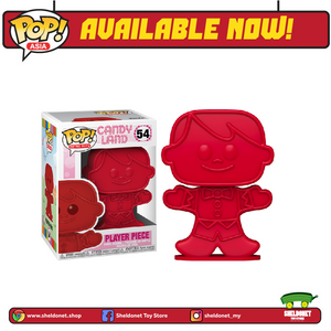Pop! Vinyl: Candyland - Player Game Piece - Sheldonet Toy Store