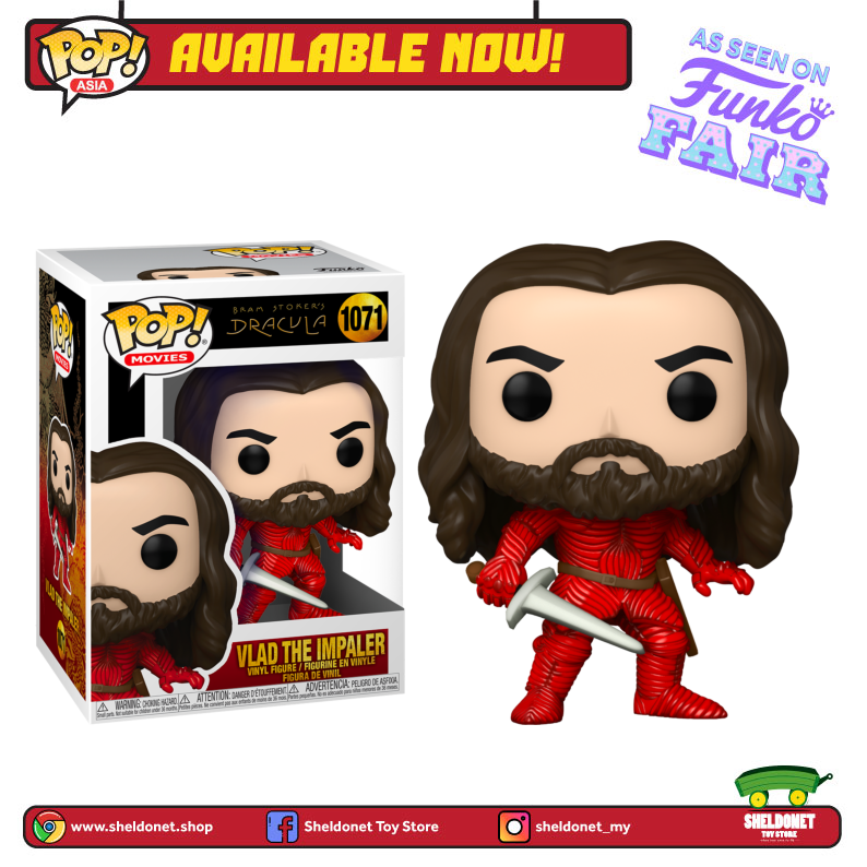 Pop! Movies: Bram Stoker's Dracula - Armored Dracula