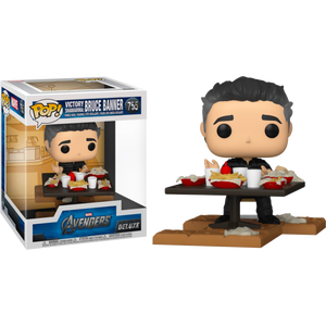 Pop! Deluxe: Marvel - Bruce Banner Victory Shawarma (Exclusive) - Sheldonet Toy Store