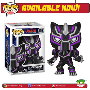 [PREORDER] Pop! Marvel: Marvel Mech - Black Panther - Sheldonet Toy Store
