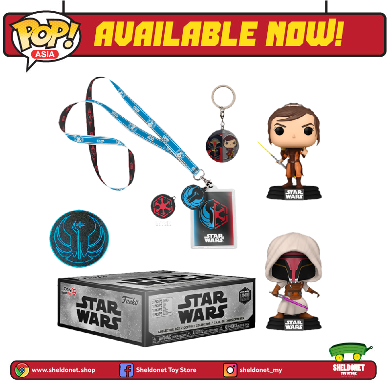 Star Wars - Gaming Greats Collector Box (Exclusive) - Sheldonet Toy Store