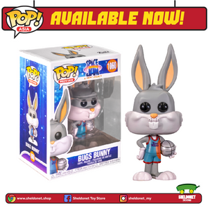 Pop! Movies: Space Jam 2: A New Legacy - Bugs Bunny - Sheldonet Toy Store