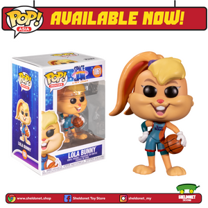 Pop! Movies: Space Jam 2: A New Legacy - Lola Bunny - Sheldonet Toy Store