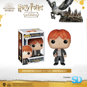 POP! Movies: Harry Potter - Ron Weasley - Sheldonet Toy Store