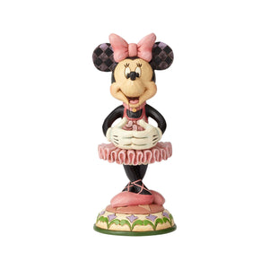 Enesco : Disney Traditions - Minnie Mouse Nutcracker, Beautiful Ballerina - Sheldonet Toy Store