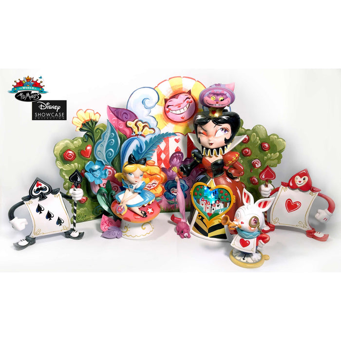 Enesco : Miss Mindy - Alice in Wonderland Deluxe Set