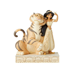 Enesco: Disney Traditions - White Woodland Jasmine - Sheldonet Toy Store