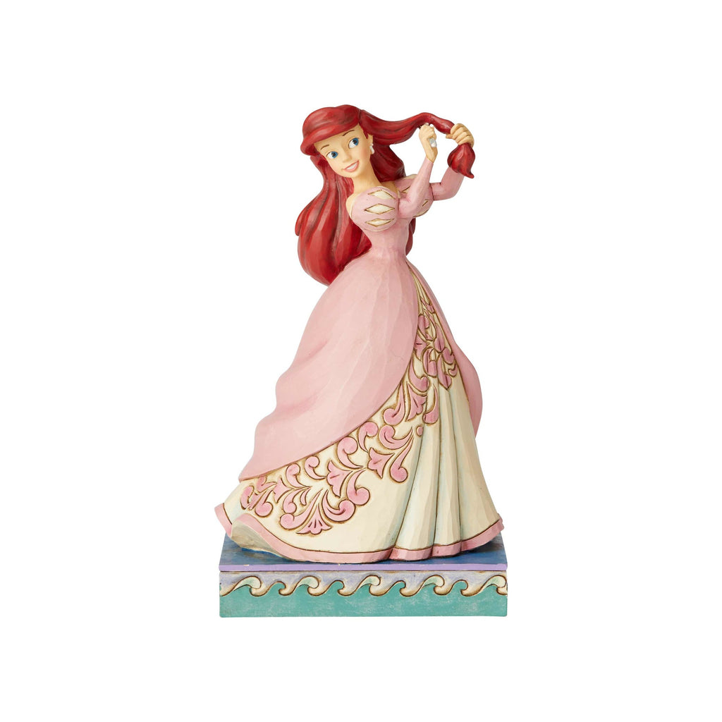 Enesco: Disney Traditions - Princess Passion Ariel - Sheldonet Toy Store