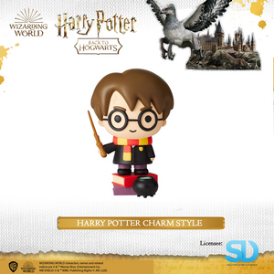 Enesco : Wizarding World of Harry Potter - Harry Potter Charm Style - Sheldonet Toy Store