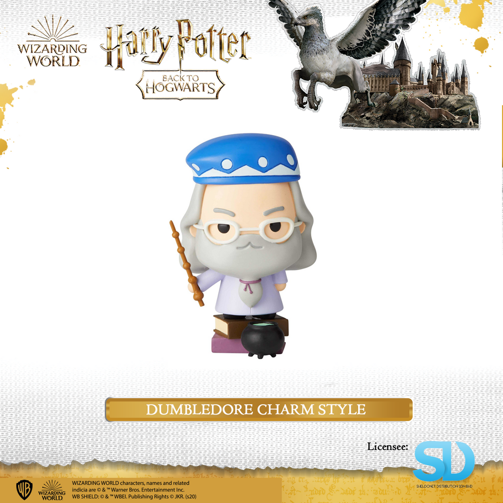Enesco : Wizarding World of Harry Potter - Dumbledore Charm Style - Sheldonet Toy Store