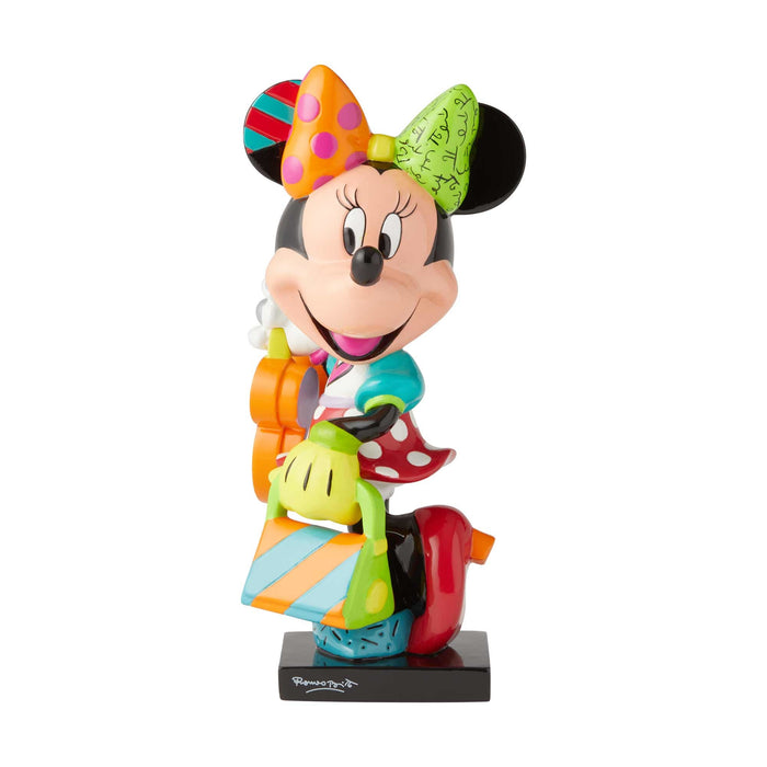 Enesco : Disney by Britto - Fashionista Minnie