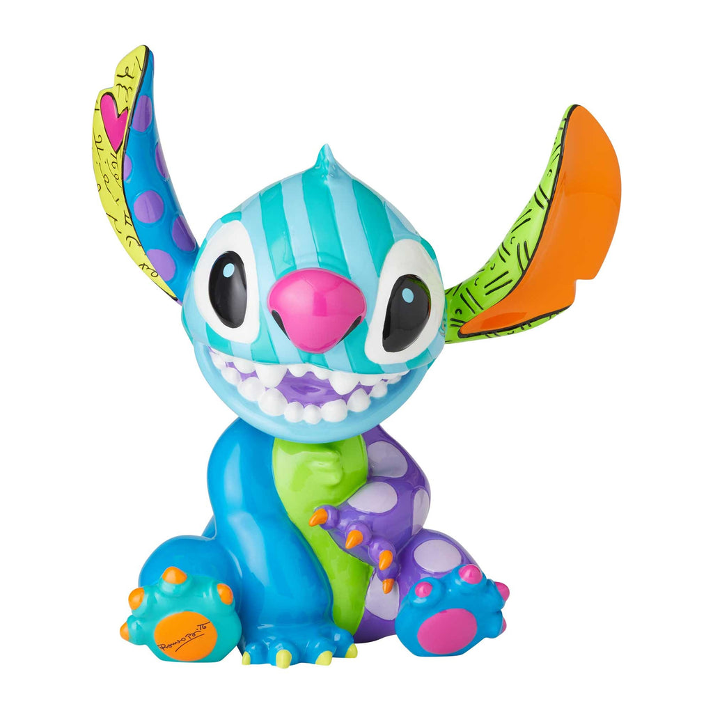 Enesco : Disney by Britto - Stitch - Sheldonet Toy Store