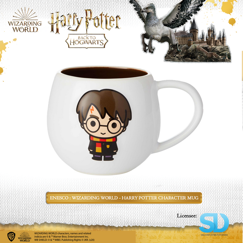 Enesco : Wizarding World - Harry Potter Character Mug - Sheldonet Toy Store