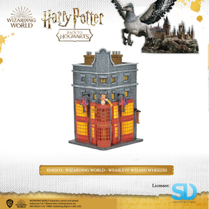 Enesco : Wizarding World - Weasleys' Wizard Wheezes - Sheldonet Toy Store