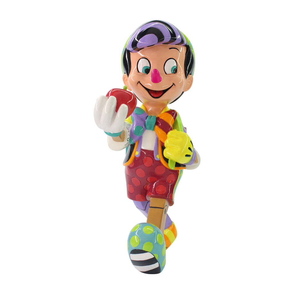 Enesco: Disney By Britto - Pinocchio - Sheldonet Toy Store