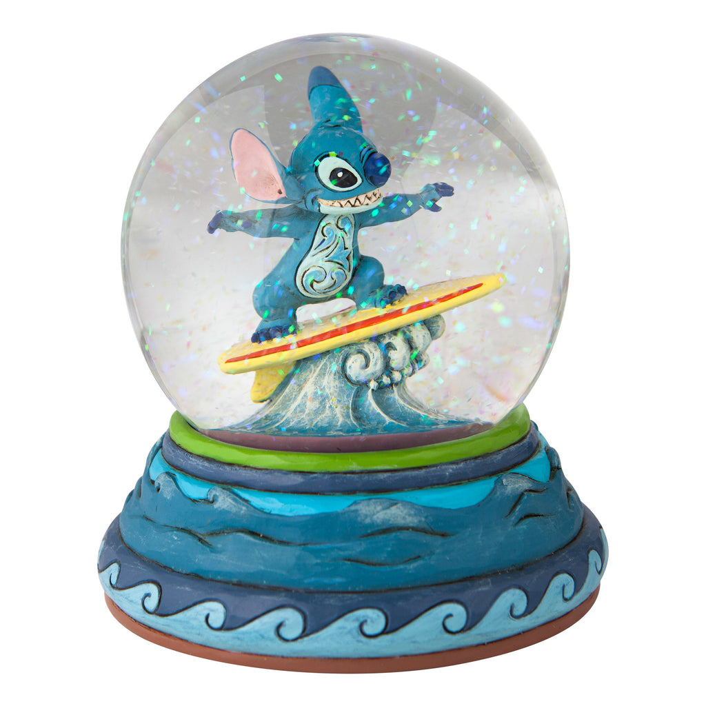 Enesco : Disney Showcase - Stitch Waterball - Sheldonet Toy Store