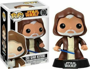 POP! Star Wars: Obi-Wan Kenobi - Sheldonet Toy Store