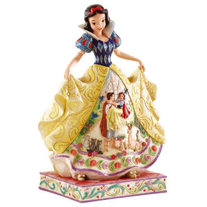 Enesco: Disney Traditions - Snow White Fairy Tale Ending - Sheldonet Toy Store