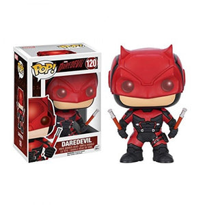 Pop! Marvel: Daredevil TV - Daredevil Red Suit - Sheldonet Toy Store
