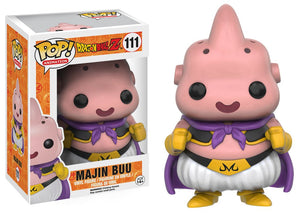 POP! Animation: Dragon Ball Z- Majin Buu - Sheldonet Toy Store
