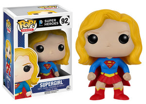 Pop! Heroes: Supergirl - Sheldonet Toy Store
