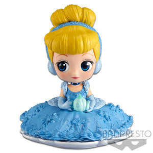 Banpresto: Q Posket Sugirly - Cinderella (Normal Colouring) - Sheldonet Toy Store