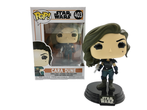 Pop! Star Wars: The Mandalorian - Cara Dune - Sheldonet Toy Store