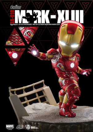 Avengers: Age of Ultron - Iron Man Mark 43 Statue EA-018 - Sheldonet Toy Store