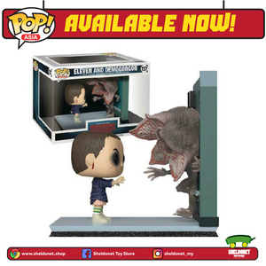 Pop! TV Moments: Stranger Things - Eleven And Demogorgon