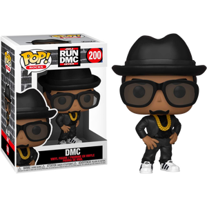 Pop! Rocks: Run DMC - DMC - Sheldonet Toy Store