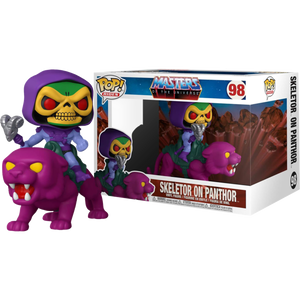 Pop! Rides: Master Of The Universe - Skeletor on Panthor - Sheldonet Toy Store