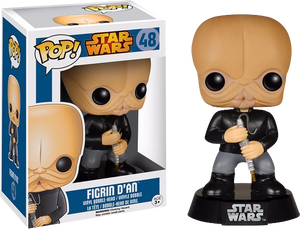 POP! Star Wars: Figrin D'an - Sheldonet Toy Store