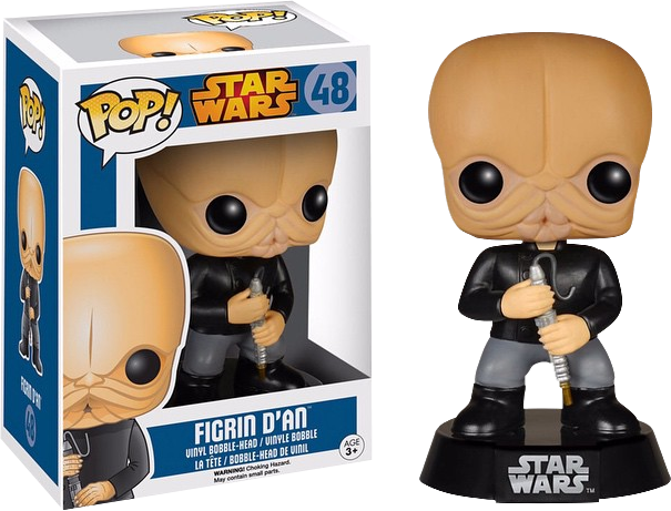 POP! Star Wars: Figrin D'an