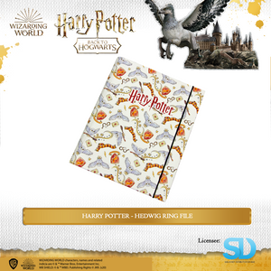 Wizarding World: Harry Potter Ring File