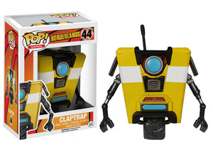 POP! Games: Borderlands - Claptrap - Sheldonet Toy Store