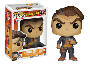POP! Games: Borderlands - Handsome Jack - Sheldonet Toy Store
