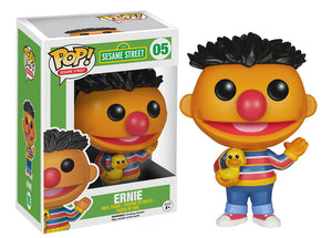 POP! TV: Sesame Street - Ernie - Sheldonet Toy Store