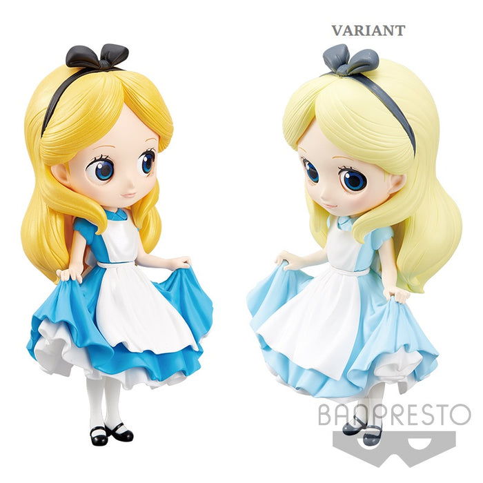 Banpresto: Q Posket Disney Character - Alice [Pastel Version]