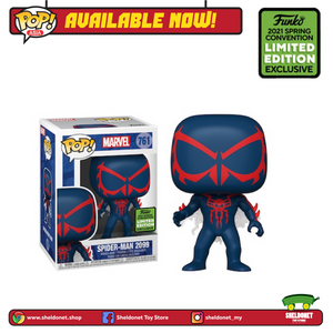 [PREORDER] Pop! Marvel: Marvel Comics - Spiderman 2099 [Spring Convention Exclusive 2021] - Sheldonet Toy Store
