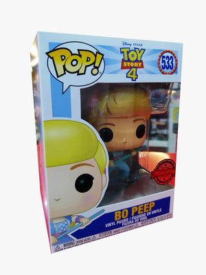 Pop! Disney: Toy Story 4 -Bo Peep (Exclusive) - Sheldonet Toy Store