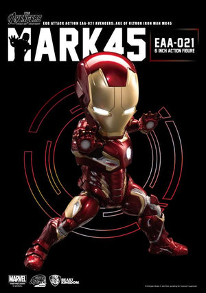 Egg Attack Action: EAA-021 Avengers: Age of Ultron - Iron Man MK 45 - Sheldonet Toy Store