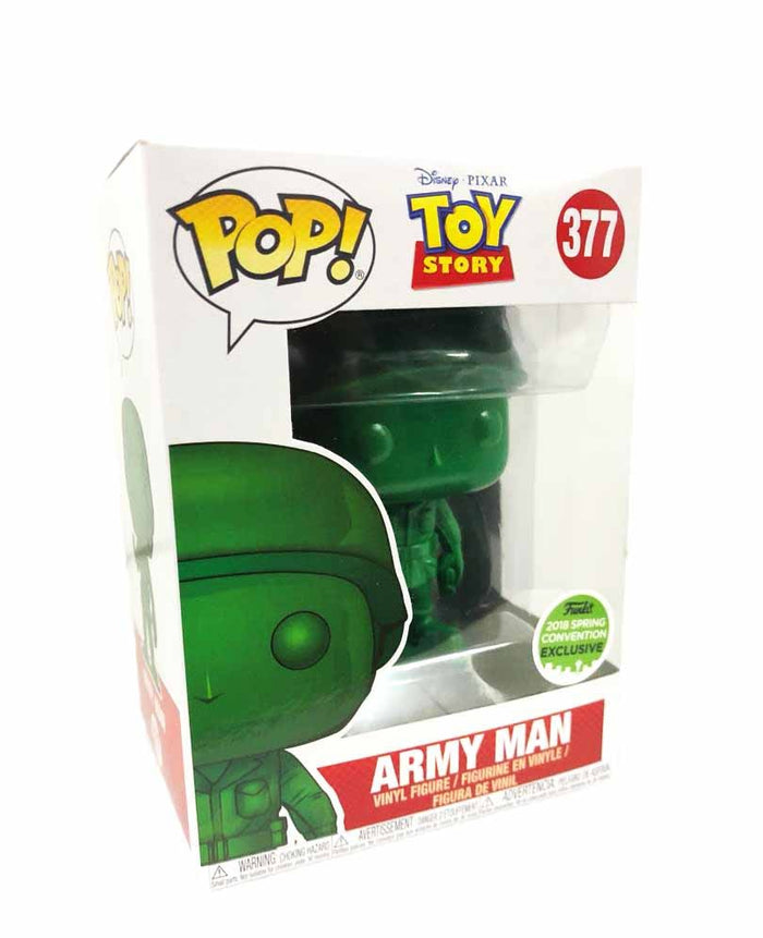POP! Disney: Toy Story - Army Man [ECCC 2018 Spring Convention]