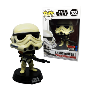 POP! Star Wars - Sandtrooper  [NYCC 2019 Fall Convention] - Sheldonet Toy Store