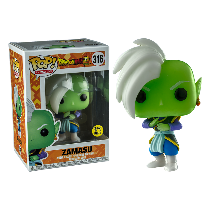 Pop! Animation: Dragonball Super - Zamasu (Glow In The Dark) [Exclusive]