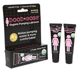 bamboobies boob*ease Organic Pumping Lubricant - 2 pack