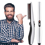 Beard Straightener Styler Comb