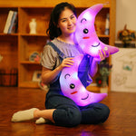 Glowing Colorful Cushion with Led Light