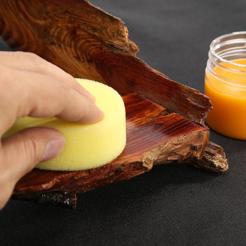 Wood Seasoning Bee-wax